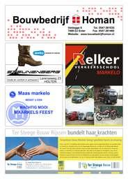 fa83f0383f2 16 mode en comfort in schoenen Larenseweg 23 HOLTEN Maas markelo WENST U  EEN MACHTIG MOOI MAARKELS FEEST Ter Steege Bouw Rijssen bundelt haar  krachten ...