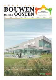 b7863969461 ... 2018 | NR.2 Het Duurzame bouwblad van Oost-Nederland Imposante  uitbreiding Wehkamp op Hessenpoort in Zwolle Nieuwbouw Diezerpoort loopt  volgens planning ...